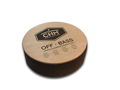 Apagador CHM Off Bass